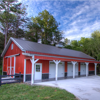 National Barn Company Best Rated Pole Barn Builder